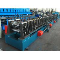 Quick Changeover Purlin Forming Machine 1.5 - 3.0mm Thick CM Profiles Usage