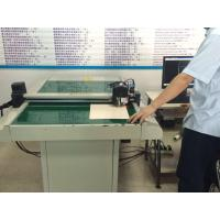 mobile phone dust screen cnc cutter table Manufactures