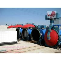 Buy cheap Annual output 150000CBM light weight AAC block production line from wholesalers
