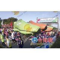 Reusable Inflatable Product Replicas Shoes With Digital Printing Logo Manufactures