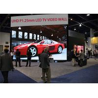 P1.2mm 8K Resolution LED Video Wall Ultra High Definition Indoor Advertising LED Display Manufactures