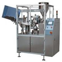 Cosmetic Industry Tube Filling Sealing Machine For 210mm Tube Length NF-80A Manufactures