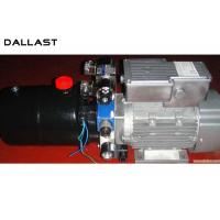 DC Horizontal 12-24V Hydraulic Power Unit with Steel Tank Lift 2.5 Tonne Manufactures