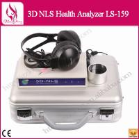 2015 Newest 3D NLS Health Analyzer Full Body Health Detector LS-159 Manufactures