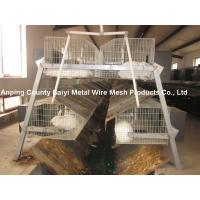 Rabbit Breeding Cages for Rabbit Farm Manufactures