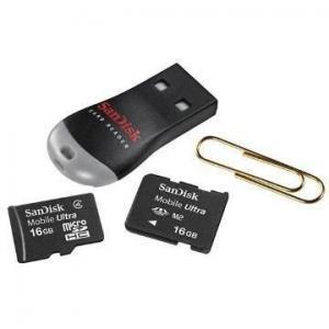 SanDisk Mobile Ultra Memory Stick Micro (M2)