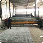 2x1x1m gabion cages, pvc coated gabion box , gabion wire mesh box Manufactures