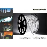 SMD5050 7.2W / M 0.6A Colorful Safety LED Flexible Strip Light IP67 Waterproof Grade Manufactures