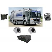 Anti - High Temperature HD Mobile DVR  WIFI With 720P AHD Car Camera Manufactures