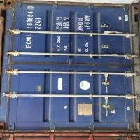 China Somalia PKF Used Portable Metal Storage Container Homes / 20ft Container House on sale