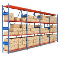 China Durable 1000 KG Selective Heavy Duty Pallet Racks For Furniture Hardware on sale