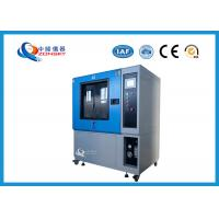 Sand Dust Proof Test Environmental Lab Equipment For Electronic Products Manufactures