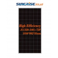 China 330W Polycrystalline Solar Panel on sale