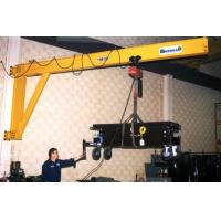China Precision Wall Mounted Jib Crane for Enclosed Building / Plant Room Maintenance on sale
