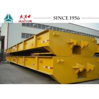 China Durable 40FT 50 Tons Mafi Trailer Roller Trailer For Port Transport on sale