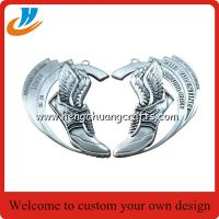 China 3D metal medals,die casting metal medals sports medals alloy engraved on sale