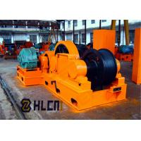 JM Series wire rope Electric Winch 10 KN to 500KN 1Ton to 50Ton for lifting Manufactures