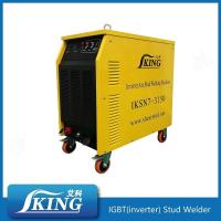 China Hot selling quality IGBT Inverter Type SN7-1600, SN7-3150 Shear Stud Welding Machine/stud welder on sale