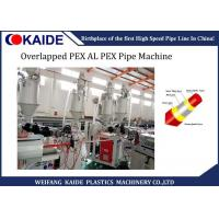 China Algeria Aluminum PEX Plastic Pipe Production Machine With 16mm-40mm Diameter on sale