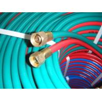 Rubber Twin welding hose (Acetylene hose and Oxygen hose)  Oil/Flame resistant welding hose Manufactures
