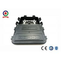 China Double Core Wire PV Junction Box , Tin Plated Copper Solar Power Junction Box on sale