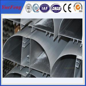 industrial aluminium profile 6063 / extrusion aluminium price per kg Manufactures