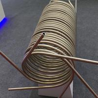 ASTM A213 Coil Tubing U Bend Tube , Seamless Stainless Steel Tubing 0.5 - 12mm Thickness Manufactures