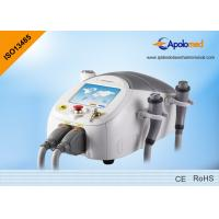 RF and Cavitation Fat Burning Machine with Lasers , Weight Reduction Equipment Manufactures