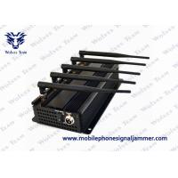 5W Powerful Wifi Signal Jammer External Omni Directional Antennas CE Approved Manufactures