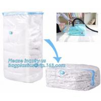 China Eco-Friendly zipper industrial vacuum storage bag, zipper vacuum cleaner filter bag, zipper silicone vacuum bag, bagplas on sale