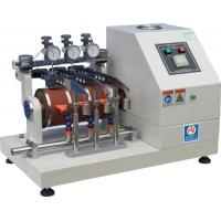 China NBS Rubber Abrasion Testing Machine Volume Measurement ASTM D1630 for sale
