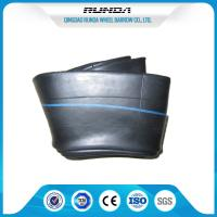 Resist Wear Motorcycle Tire Tubes 8-10MPA 25%-55% Rubber Containt SGS Approval Manufactures