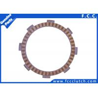 FCC Motorcycle Clutch Plate , Clutch Plate And Disc Honda CBF150 22201-KTT-900 Manufactures