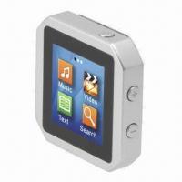 China Flash MP3 Player with 20Hz to 20kHz Frequency Response on sale