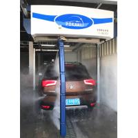 Touch Free Vehicle Wash Equipment with Dryer Manufactures