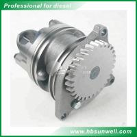 China Cummins Diesel Engine Oil Pump / K19  Diesel High Pressure Oil Pump 3047549 on sale