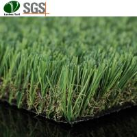 Green Garden Grass Rug Indoor Landscaping Anti Ultraviolet Permeable Water Manufactures