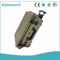 China 50/60Hz Portable AC DC Power Supply Pure Sine Wave Solar Inverter Luggage Bag Design on sale