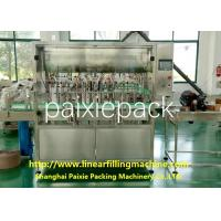China High Speed Jam Filling And Capping Machine Glass Bottle Auto Filling Machine on sale