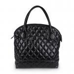 Black Quilted Shoulder Bags Manufactures