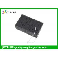 Double Side Auto Car Cleaning Sponge With Loop Customized Size / Color Manufactures