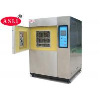 Laboratory Equipment High And Low Temperature Thermal Shock Chamber Easy To Operate Manufactures