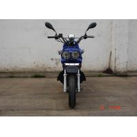 China Less Oil Consumption Adult Motor Scooter 50cc CVT Scooter With Rear Box on sale