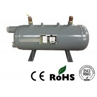 Oil Separator Tubular Heat Exchanger Used Dry Expansion Type Carbon Steel Shell Manufactures