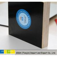 China GIGA 18mm film faced plywood walls on sale