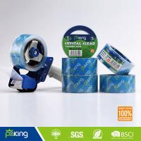 48mm BOPP Super Clear Transparent Carton Packing Sealing Tape Manufactures