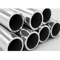4 Inch Seamless 316 Stainless Steel Tubing Bright Anneal 10mm-120mm Manufactures