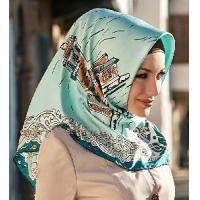 New Style Hijab Scarf (LC044) Manufactures