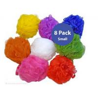Small Mesh Pouf Sponge (8 Pack) Manufactures