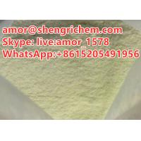 yellow color powder Trenbolone powder boosts the retention of nitrogen CAS 10161-33-8 Manufactures